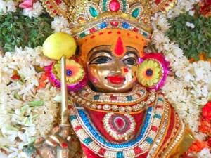 Samayapuram Mariamman Temple Chithirai Festival