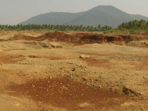 Construction Workers Suffer Pwd Shuts Down Sand Quarries