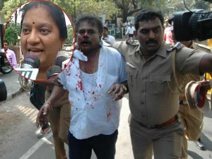 Sasikala Pushpa Vows Fight Admk General Secretary Post