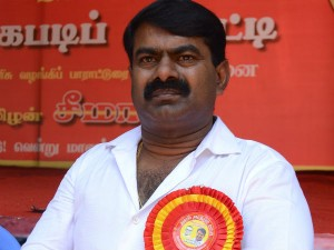Seeman Condemns Kerala Minister Speech About Tamil Womens