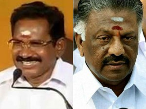 Minister Sellur Raju Says That Without Any Conditions Ops Called