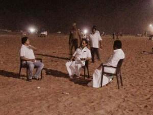 Why Mk Stalin Visits Merina Beach