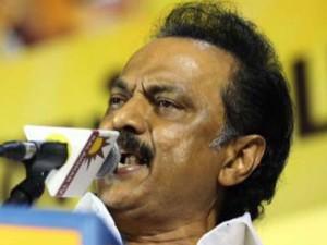 M K Stalin Doubts Kodanad Bungalow Theft Murder