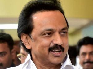 Stalin Condemns Bjp Pmk