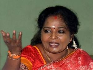 Tamilisai Soundrajan Says About Dmk