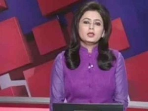 Tv Anchor Reads Breaking News Her Husband S Death Car Accid