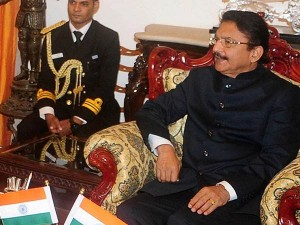 Dmk Meets Governor Vidyasagar Rao Today Mumbai