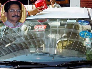 Tn Governor Removes Red Beacon From Car