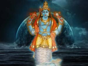 Lord Mahavishnu Matsya Jayanti