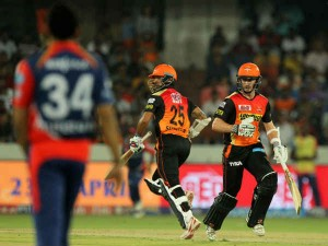 Williamson Dhawan Shine As All Round Hyderabad Outclass Delh