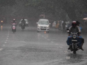 Monsoon Hits Andaman Nicobar Islands