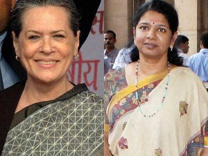 Congress Leader Sonia Gives Special Banquet Karunanidhi Birthday