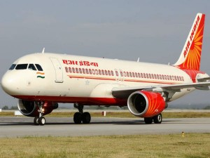 Air India Flight Returns Mumbai