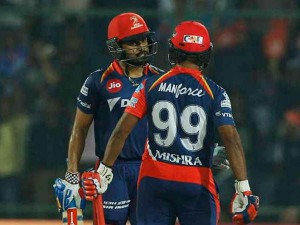 Pune Lose Openers Rahane Tripathi Cheaply Against Delhi
