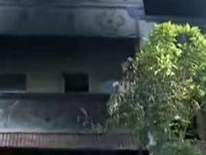 Killed Asphyxiation Apartment Fire Chennai