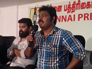Director Gauthamman Said That People Will Be Punished The Failure Of The Govt