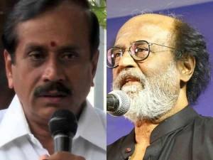 H Raja Says About Actor Rajini