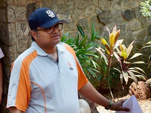 I Am Frequent Flyer Karti Chidambaram S Defence On London Trip