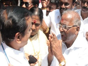 Madhusudhanan Attacks On Jayakumar
