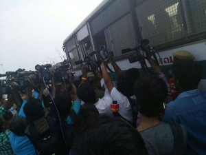 The Police Arrested The May 17 Activists Who Tried March Marina