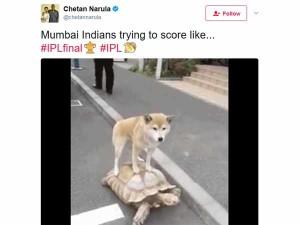 Netizens Troll Mumbai Indians