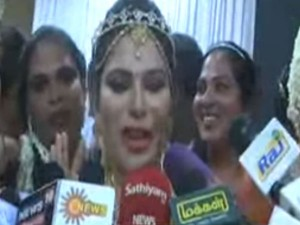 Miss Koovagam 2017 Conducted First 3 Places Gone Tn Transgenders