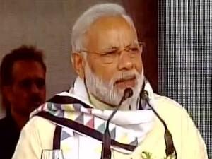 Prime Minister Modi Promised 10 K New Houses
