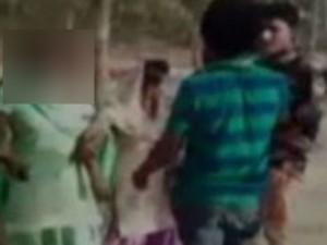 Boys Tries Rape Two Ladies Up