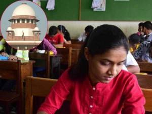 Sc Refuses Hear The Neet Exam Cancellation Case