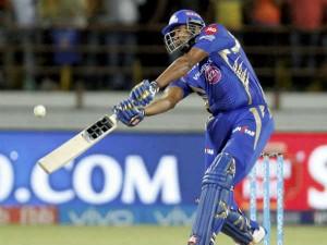 Finally Mumbai Indians Team Defeated Pune The Ipl Match