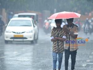 Heavy Rain Is Likely Nilgiris Kodaikanal