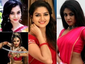 Nithya Ram Malavika New Tv Serial Heroines