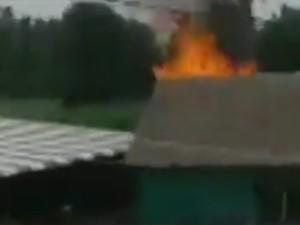 Protests Erupt Against Liquor Shops Puducherry Cuddalore Border