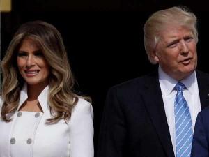 Melania Trumph S First Visit Saudi Arabia Raises Stir On Twi