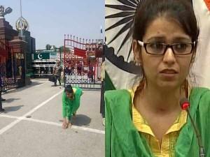 Indian Woman Uzma Who Claimed She Was Forced Marry Pakistani