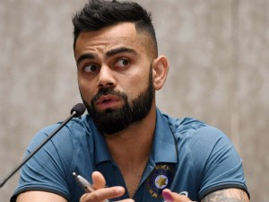 One Question Particular A Reporter Irked The Virat Kohli