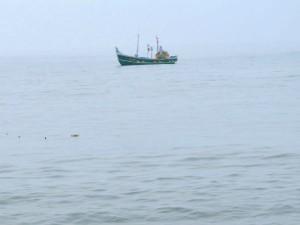 Sri Lankan Navy Arrests Four Tamil Fishermen