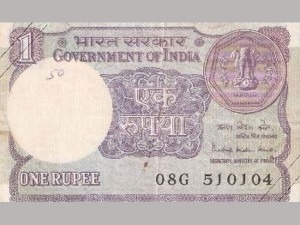 Rbi Re Introduce One Rupee Currency Notes