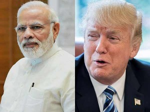 Pm Modi Will Meet President Donald Trump