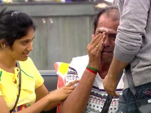 What Is The Reason About Vaiyapuri Weeping At Biggboss