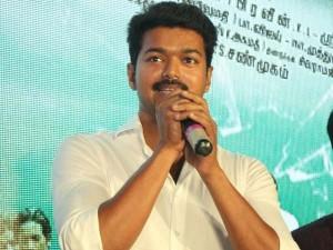 Actor Vijay Speech About Farmers