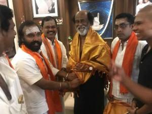 Rajinikanth Start Party Soon Says Arjun Sampath