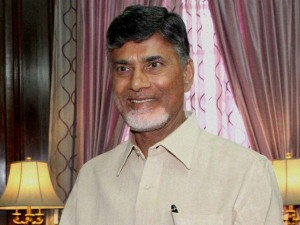 Andhra Cm Chandrababu Naidu Posted Photo Which Was Taken With The Rape