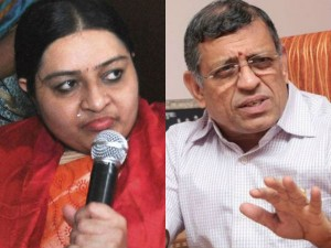 Two Leaves Symbol Auditor S Gurumurthy Support Deepa