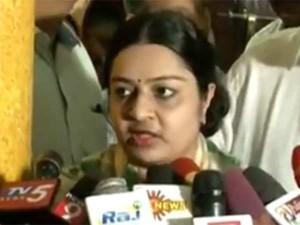 J Deepa S Disrespectfull Speeches Ae Threat Future Politics