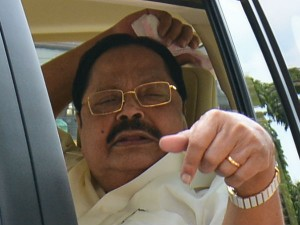 Ruling Party Was Scattered Like Coconut Duraimurugan