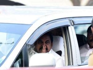 Next President India Cm Palanisamy Goes Delhi