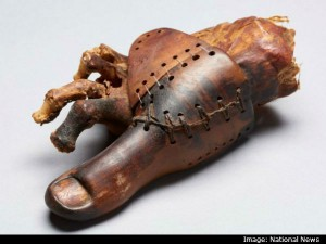 Archaeologists Have Discovered 3 000 Year Old Wooden Toe Egypt Mummy