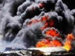 Oil Tanker Fire Kills 100 People On Highway Pakistan