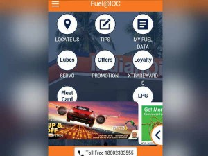 Iocl Introduced App Check Petrol Diesel Price Rates